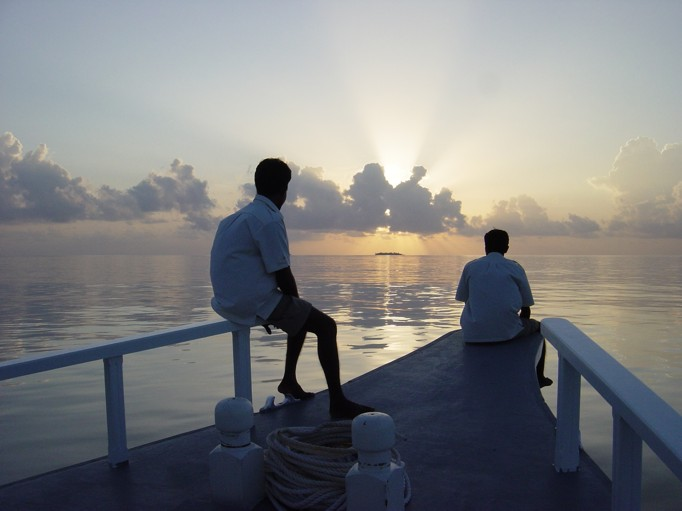 Huvadhoo Atoll, Huvadhoo Atoll,Malediven