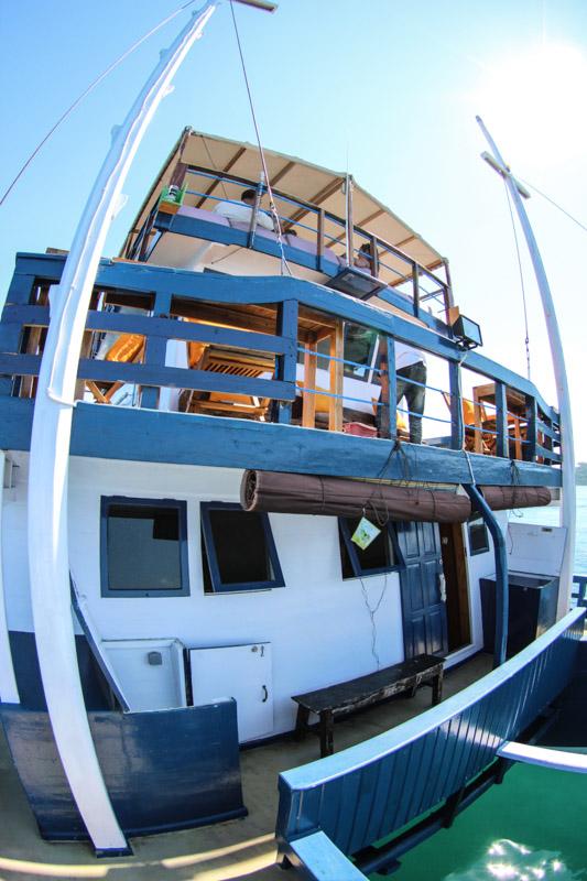Komodo Liveaboard / Safariboot, Komodo, Safari, Liveaboard, Indonesien, Komodo Dive Center, Labuan Bajo, Allgemein