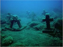 La Palma,Malpique (Gedenk-Friedhof),Spanien