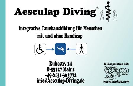 Aesculap Diving,Mainz,Rheinland Pfalz,Deutschland