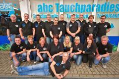 ABC-Tauchparadies Krefeld-Hüls,Nordrhein-Westfalen,Deutschland