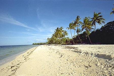 Cabilao Island,Philippinen
