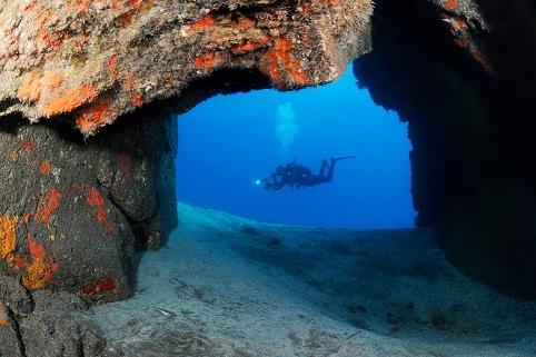 Nautico Dive Academy, Gran Canaria, Spanien, Kanaren (Kanarische Inseln)