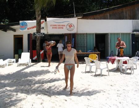 Le Diable des Mers,Beau Vallon,Mahé,Seychellen