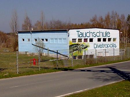 Divetropolis,Gräfenhainichen,Sachsen-Anhalt,Deutschland,Sachsen Anhalt