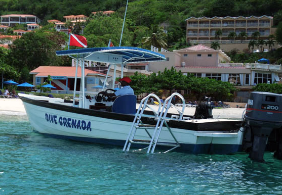 Dive Grenada, Grand Anse, Grenada