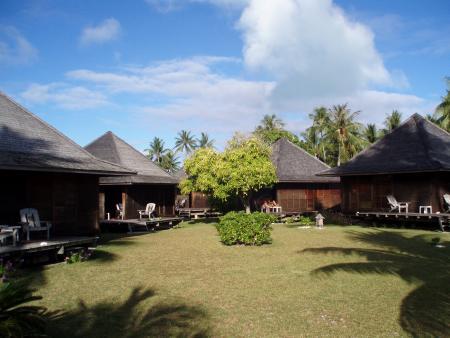 Hotel Matira,Französisch-Polynesien