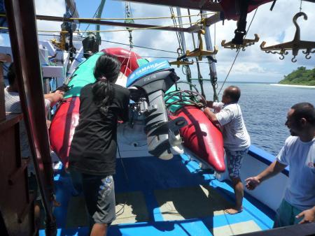 MV TemuKira,Indonesien