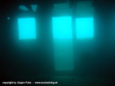 Wrack ´Peltastis´, Wrack der Peltastis,Krk,Kroatien