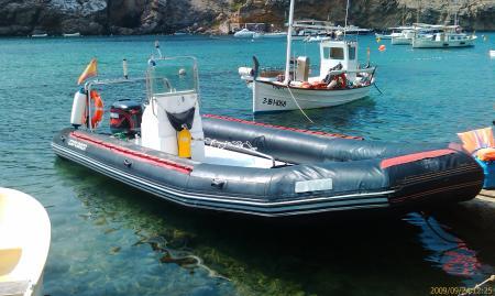 Big Blue Ibiza,Cala Vadella,Ibiza,Balearen,Spanien