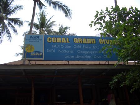 Coral Grand Divers,Koh Tao,Golf von Thailand,Thailand