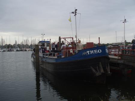 MS Theo,Niederlande