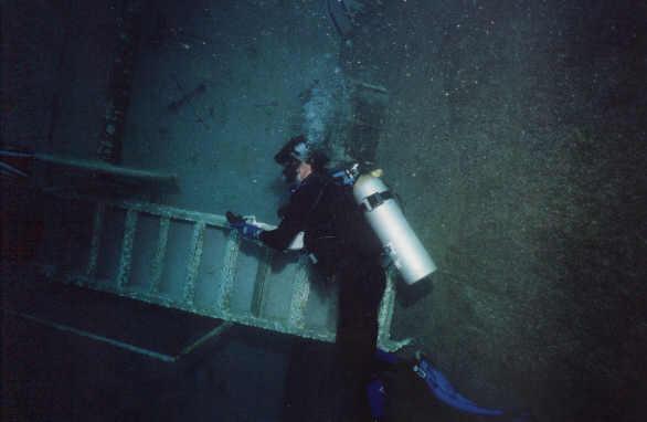 Spiegel Grove-J. Pennekamp State Park-Key Largo, USS Spiegel Grove,Florida,USA