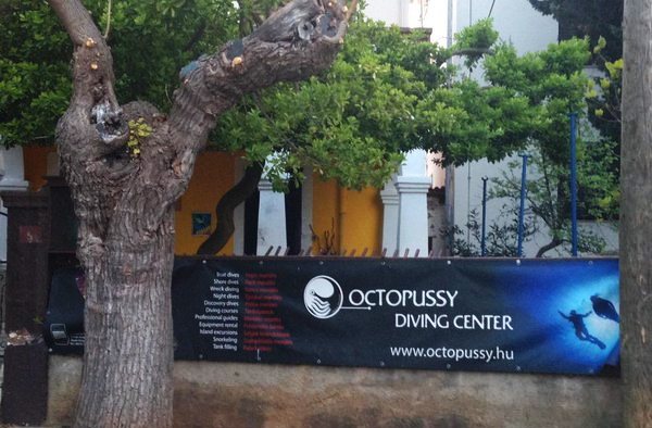 Octopussy Diving Center, Krk, Punat, Kroatien
