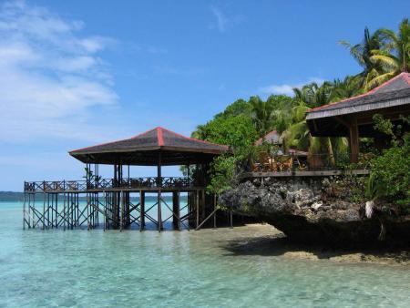 Nabucco Island,Indonesien