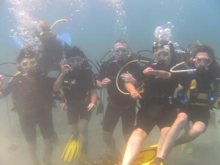 Scuba Diving Center Hotel Turquoise,Türkei
