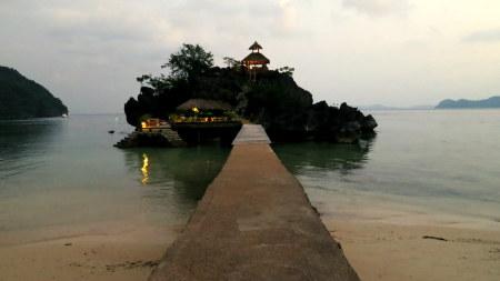 Sangat Island Dive Resort,Palawan/Busuanga,Philippinen