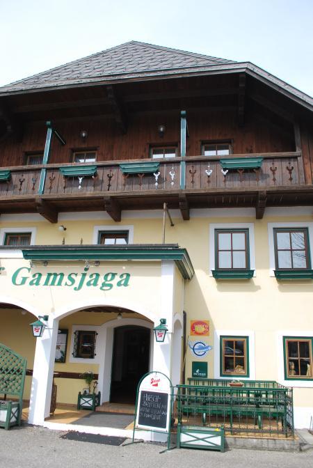 Gasthaus Gamsjaga,St. Gilgen/Wolfgangsee,Österreich
