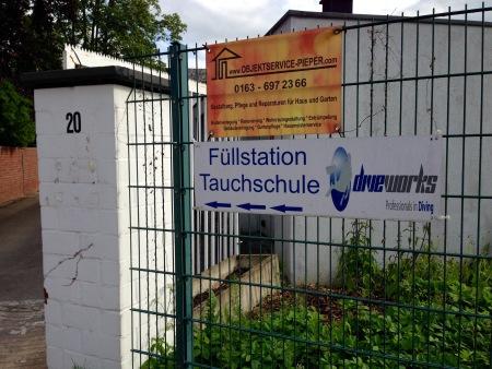 DiveWorks Tauchausbildung,Mönchengladbach,Nordrhein-Westfalen,Deutschland
