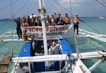Victory Divers - Boracay, Philippinen