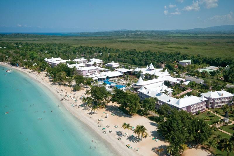 ScubaCaribe Negril RIU Palace Strand, Scubacaribe RIU Tropical, Negril, Jamaika