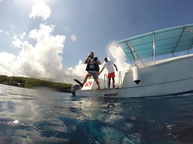 ScubaCaribe Montego Bay Boot, Scuba Caribe Riu Montego Bay, Jamaika