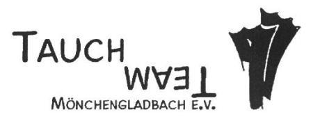 Tauchteam Mönchengladbach TTMG e. V.,Nordrhein-Westfalen,Deutschland