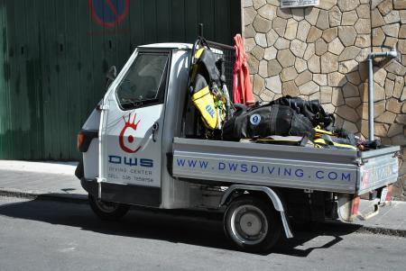DWS Diving Center,Santa Margherita Ligure (Ligurien),Italien