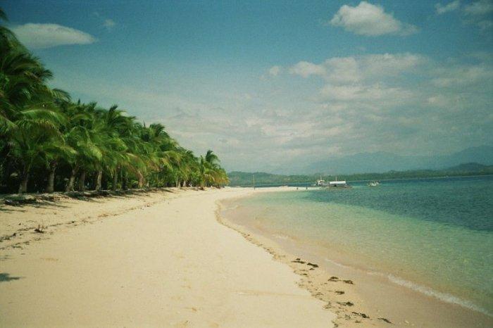 Pandan Island, Philippinen