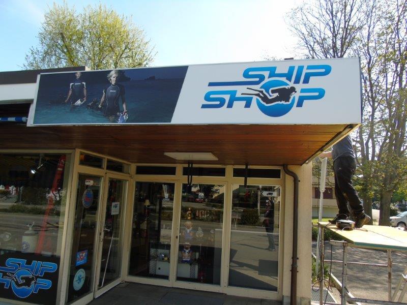 Ship Shop, Muttenz, Schweiz