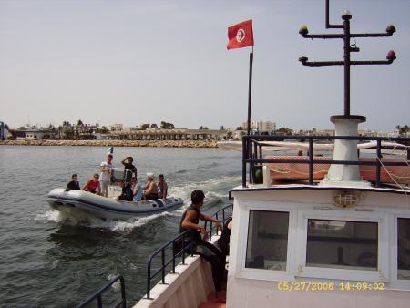 Subway Mahdia,Tunesien