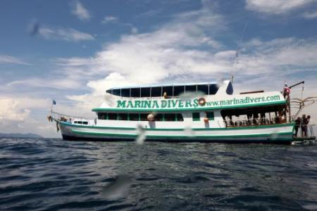 Marina Divers,Karon Beach,Phuket,Andamanensee,Thailand