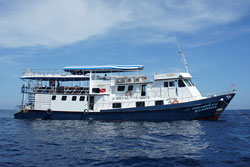 M/V Andaman (Sea-Dragon Khao Lak), Thailand
