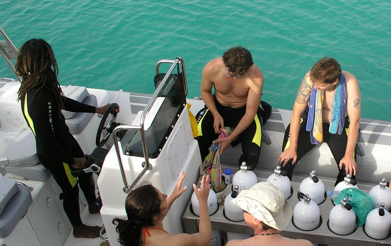 Orca Dive Club Cabo Verde, Sal, Kap Verde