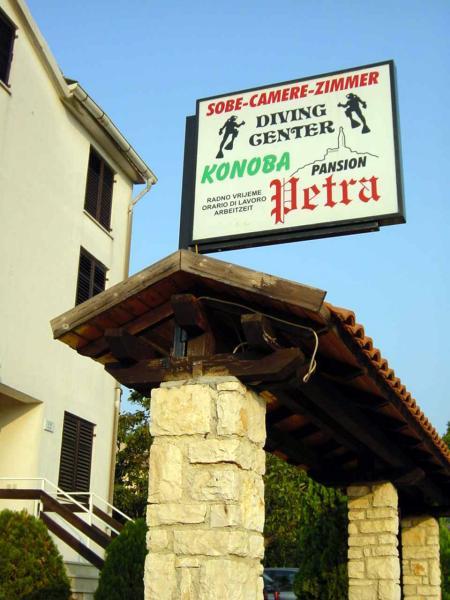Pension Petra,Rovinj,Kroatien