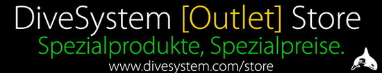 Dive System Outlet Store