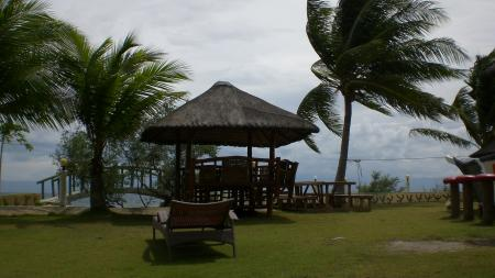 Polaris Beach Resort,Cabilao,Philippinen