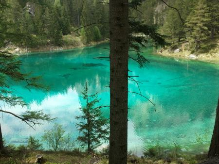Grüner See,Tragöß,Steiermark,Österreich