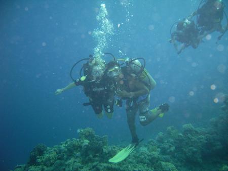 Go Dive DC `El Fanar`,Ras Umm Sid,Sharm el Sheikh,Sinai-Süd bis Nabq,Ägypten