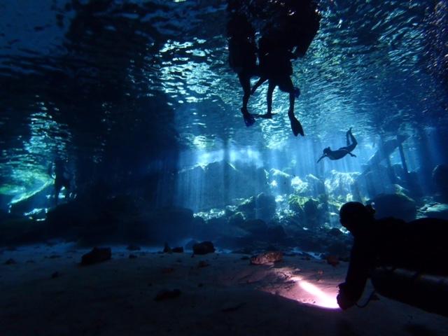 El Eden, Deep Dive Mexico, Mexiko
