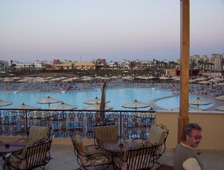 Dana Beach Ressort,Hurghada,Ägypten