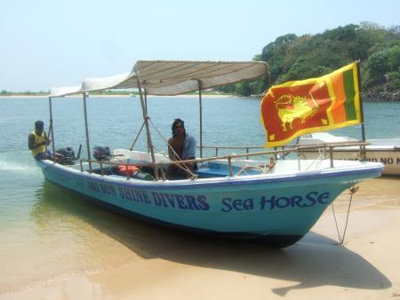 Sri Sunshine Divers,Beruwela (Aluthgama),Sri Lanka