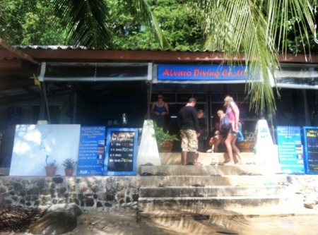 Alvaro Diving,Koh Tao,Golf von Thailand,Thailand