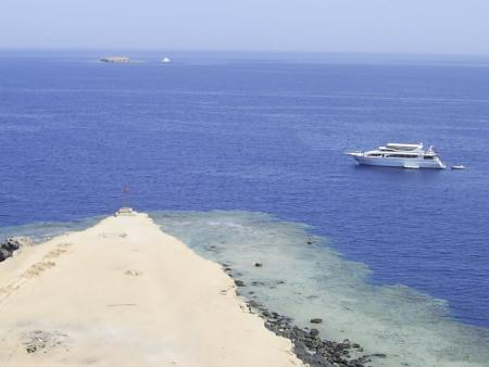 M/Y Blue Pearl,Ägypten