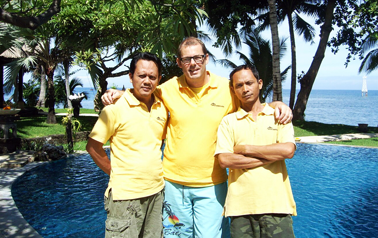ORCA Diveclub Lovina, Bali, Indonesien, Bali