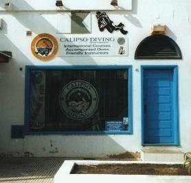 Calipso Diving,Costa Teguise,Lanzarote,Kanarische Inseln,Spanien