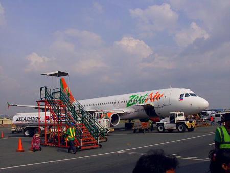 Zest Air,Philippinen