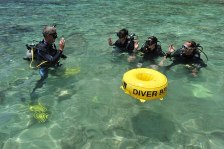 Pro Diver`s World,Pulau Perhentian Besar,Malaysia
