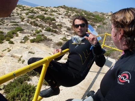 Gozo Aquasports,Marsalforn,Gozo,Malta
