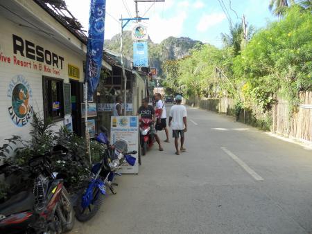 Palawan Divers,El Nido,Philippinen